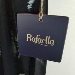 Rafaella Tops - NWT Rafaella Animal print Top size xl